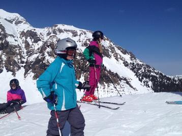 Bolligen OzE Klassenlager Schneesport