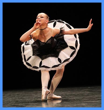 Schülerin der Schule OzE Bolligen gewinnt Ballettwettbewerb