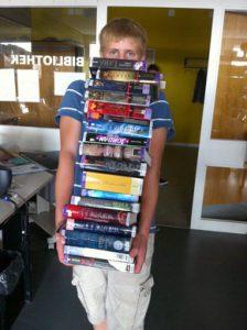 Bibliothek OzE