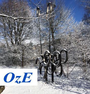 Skulptur Oze Winter2017