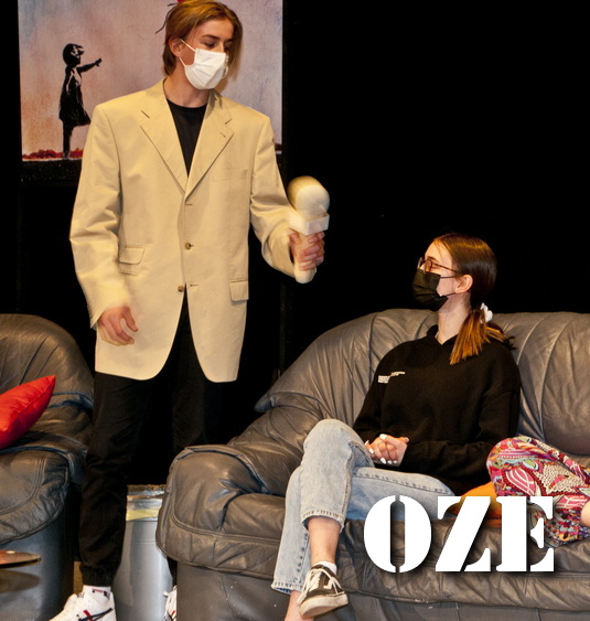 Schultheater 1a OzE